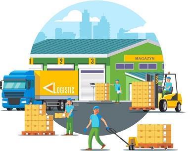 logistikos sandėliai lenkijoje